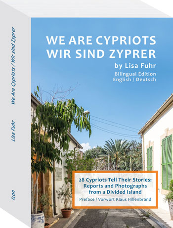 Lisa Fuhr - We are Cypriots - The Book